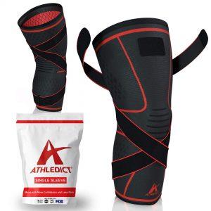 Athledict Knee Brace Compression Sleeve